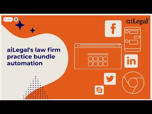 Meet aiLegal's law firm practice bundle automation