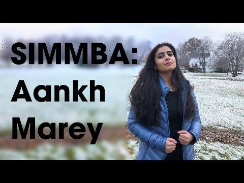 SIMMBA: Aankh Marey Dance Cover | Ranveer Singh, Sara Ali Khan | Pronoia Creations Choreography