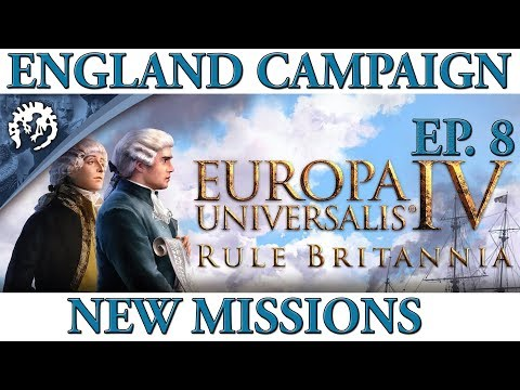 LET'S PLAY EU4 RULE BRITANNIA: Personal Union Over The Biggest France Nations Ever | 1486 - 1491