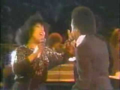 Roberta Flack and Peabo Bryson - You are my Heaven - Live 1980 Luther Vandross
