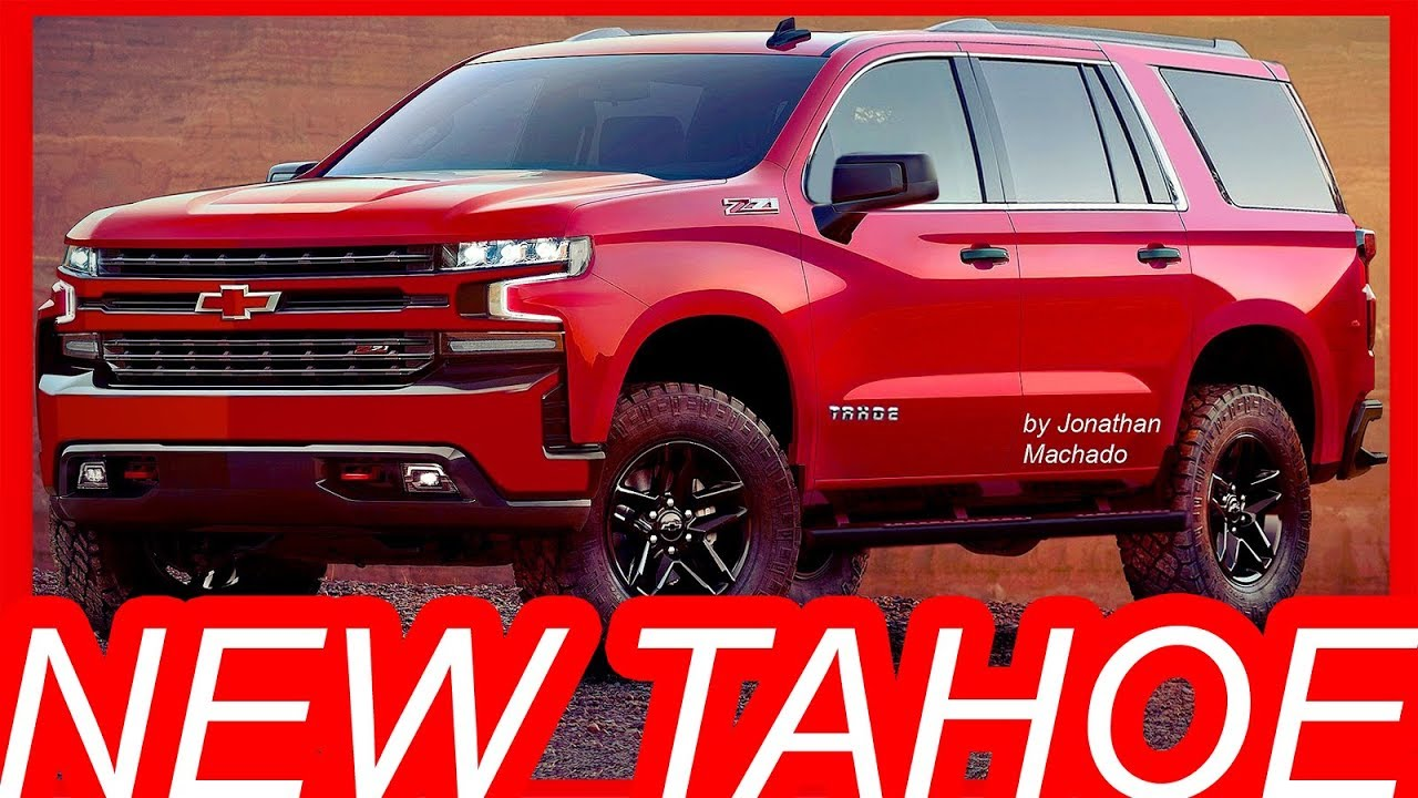 #PHOTOSHOP All-new 2019 #Chevrolet #Tahoe @ #Silverado # ...