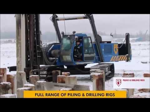 PVE Cranes y JackUp Barges