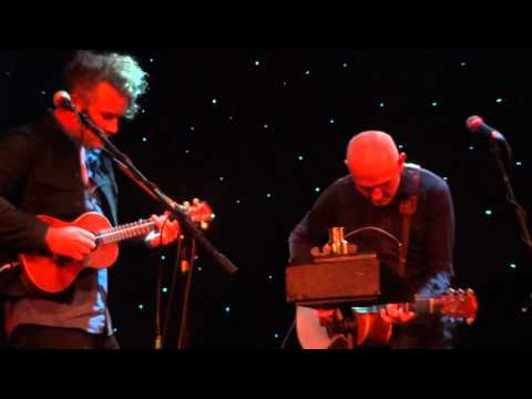 Paul Kelly - 'The Foggy Fields of France' - Live - 3.3.12 - Club Cafe - Pittsburgh