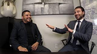 Real Estate Titans, hosted by Greg Fowler. Special guest Eric Estrada.
