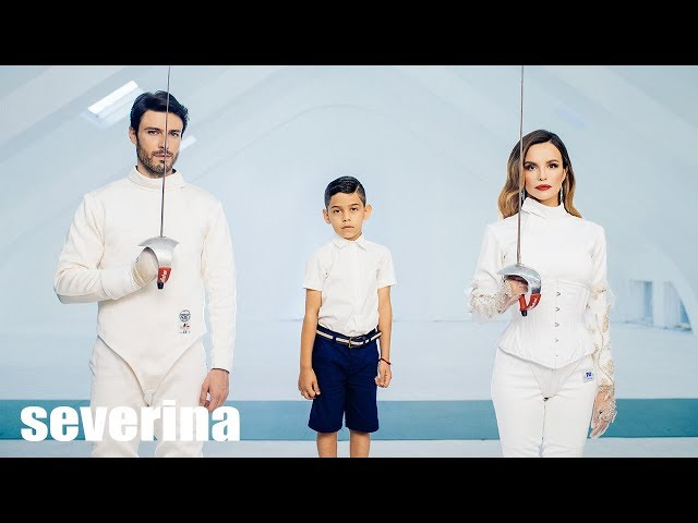 SEVERINA feat. LJUBA STANKOVIĆ - TUTORIAL (OFFICIAL VIDEO HD)
