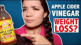 Apple Cider Vinegar & Weight Loss?