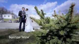 Видеосъемка свадьбы Дубровицы