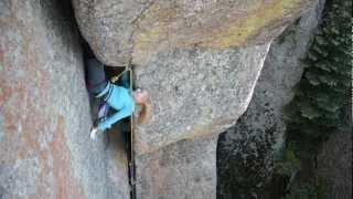 The Hardest Offwidth Crack in Vedauwoo - Forever War
