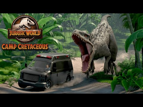 Season 1 Trailer | JURASSIC WORLD CAMP CRETACEOUS | NETFLIX