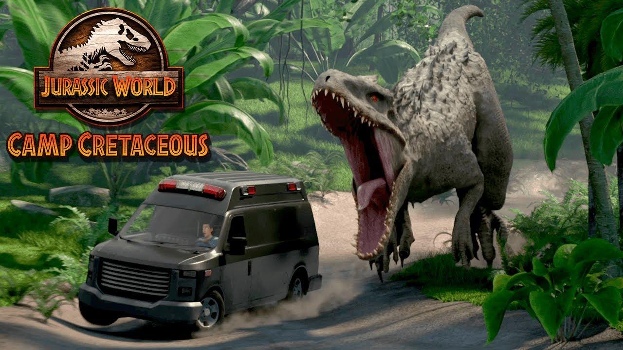 Download Season 1 Trailer | JURASSIC WORLD CAMP CRETACEOUS | NETFLIX
