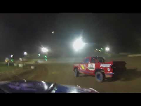 Five Mile Point Speedway - trucks-8 26 17 2nd Feature