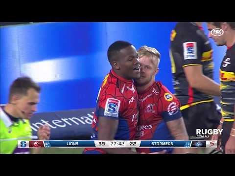Super Rugby 2019 Round 16: Lions vs Stormers