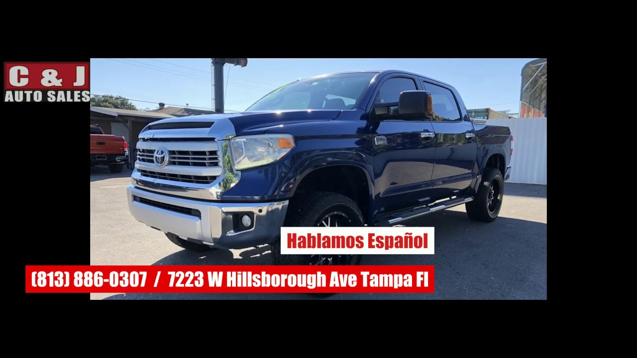 J And J Auto Sales >> C J Auto Sales Tampa Fl