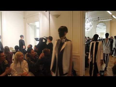 moDel stalking #65 : raD hourani ss13
