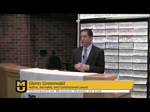 Glenn Greenwald Keynote - With Liberty and Justice for Some (Part 1)