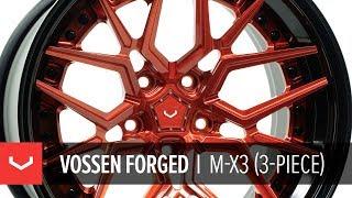 Vossen Forged   M-X3 3-Piece