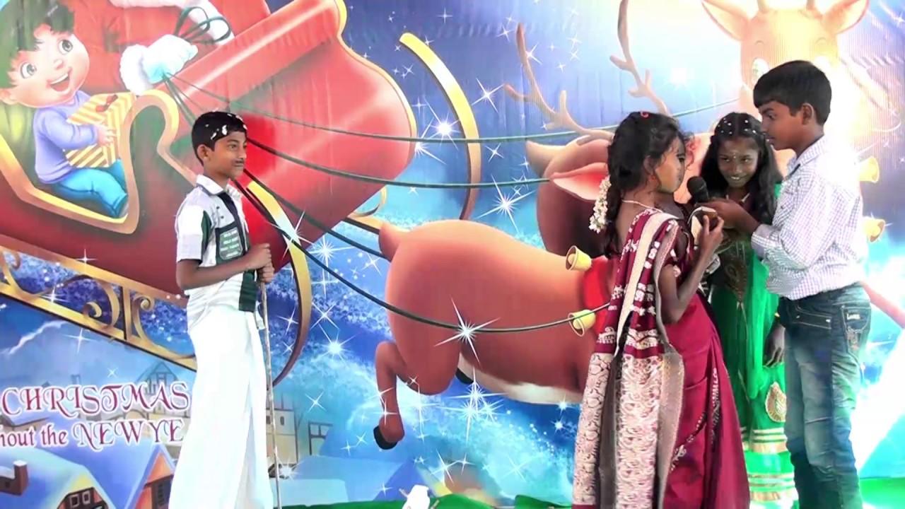தேவன் விரும்பும் உண்மையான பிள்ளைகள்  ||  Tamil Christmas Drama
