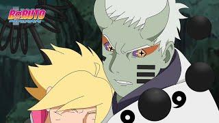 Naruto vira JINCHUURIKI da biju de 10 caudas A Última Batalha - BORUTO NEXT GENERATIONS