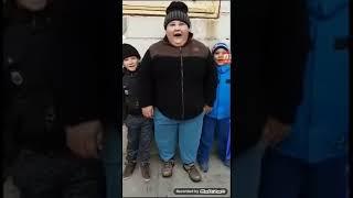 """Colinda anului 2018 """" Tot p-afara !!!"""