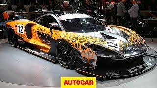 Extreme 814bhp McLaren Senna GTR revealed at Geneva 2018 | Autocar