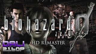 Resident Evil 0 / biohazard 0 HD REMASTER PC UltraHD 4K Gameplay 60fps 2160p
