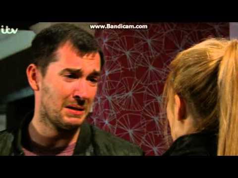 Emmerdale - Pete tells Debbie that he killed Ross