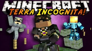 Minecraft: Terra Incognita Part 2!