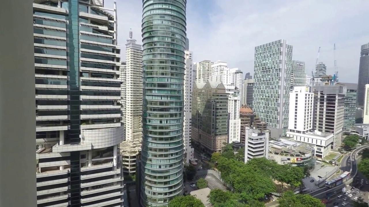 Shangri la hotel kuala lumpur malaysia executive room for Is la a city