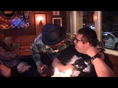 Dan's 30th: Kid Rock Shows Up!!! #BawitaBirthday