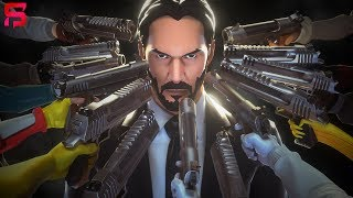 John Wick: A HERO RETURNS for his BOUNTY....