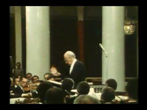 Чайковский, Симфония № 5, II - Мравинский