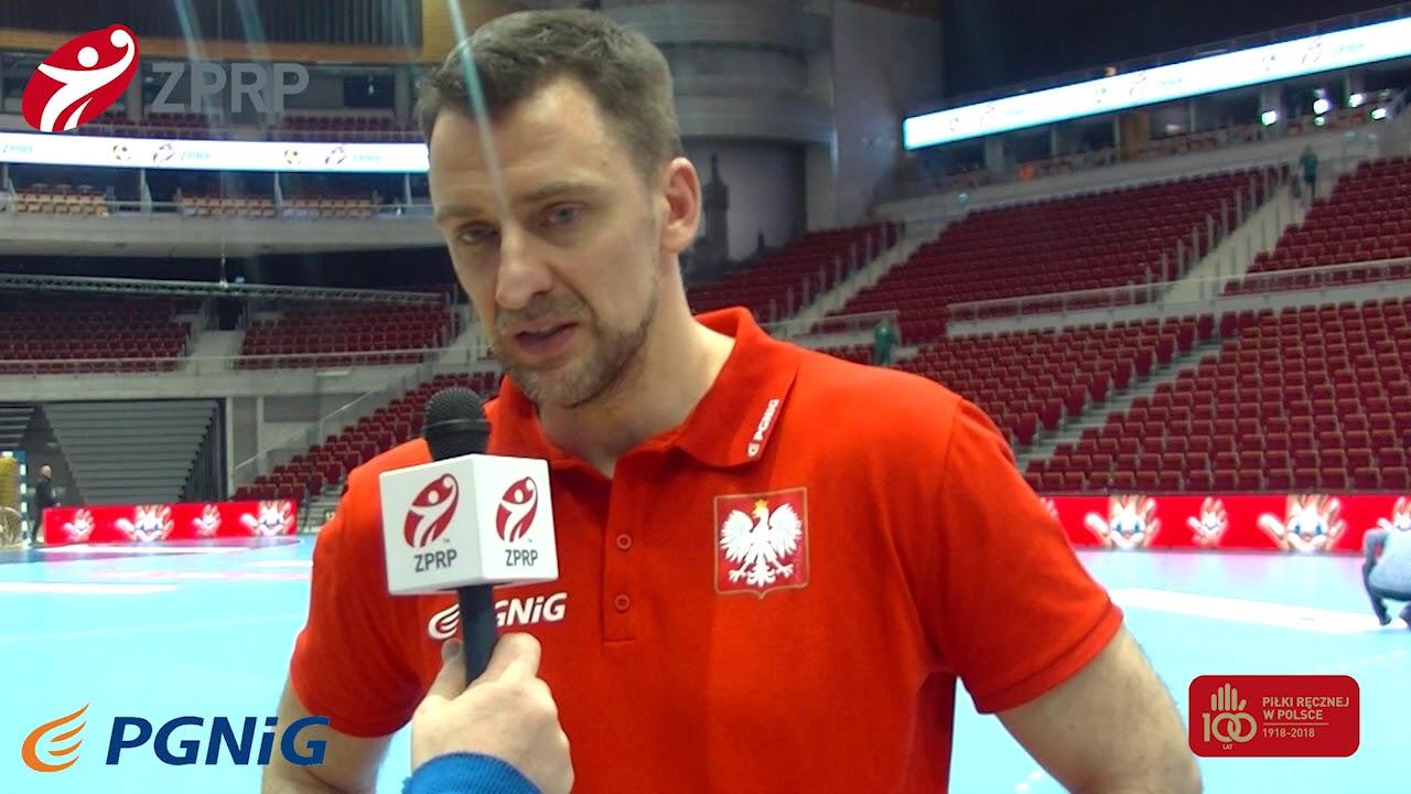 Piotr Przybecki: Widzę postęp w grze
