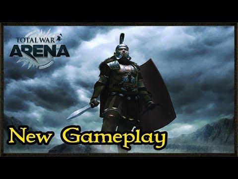 New Gameplay Update - Total War: Arena