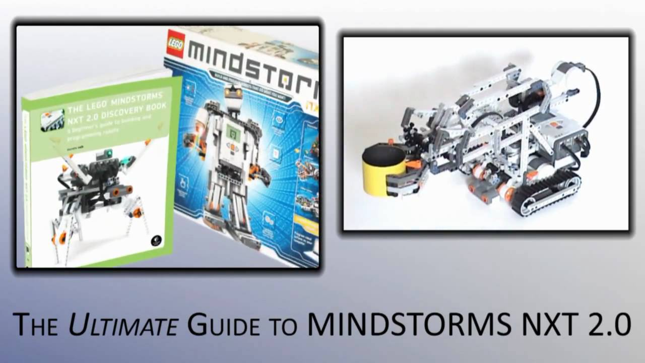 The LEGO MINDSTORMS NXT 2.0 Discovery Book - Video preview ...