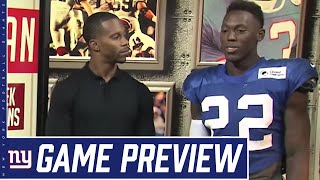 Giants vs. Vikings Week 5 Preview: Film Analysis, Shurmur & Wayne Gallman Speak + MORE