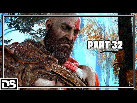 God of War PS4 Gameplay German #32 - Der tote Riese - Let's Play God of War 4 Deutsch
