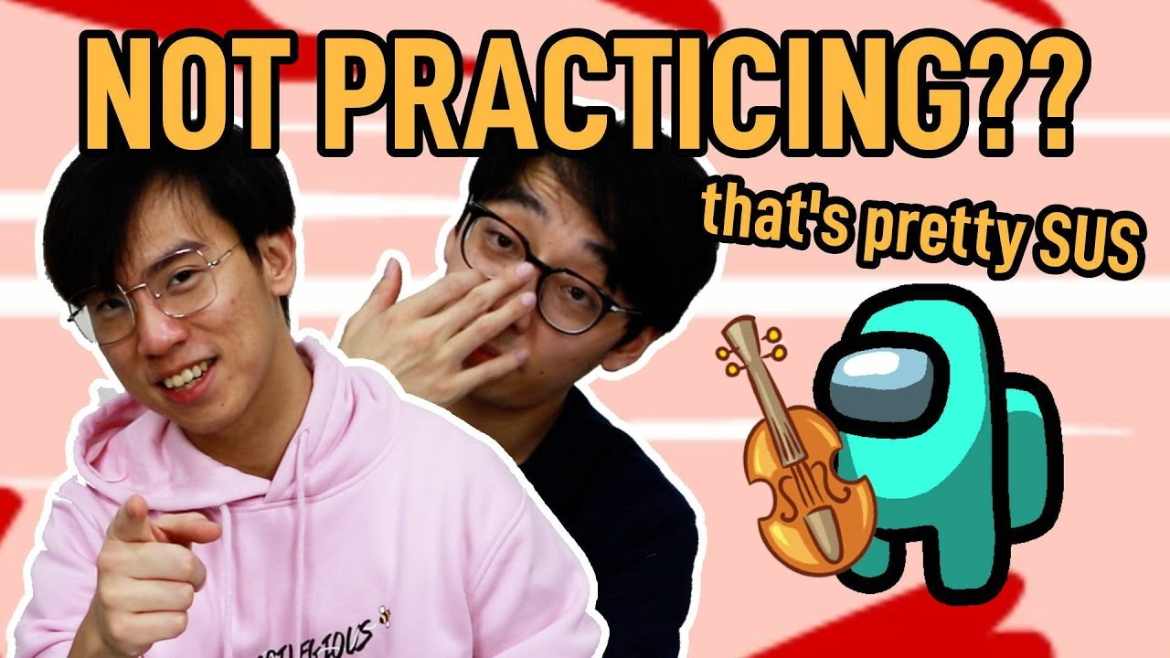 Not Practicing? That's Pretty Sus