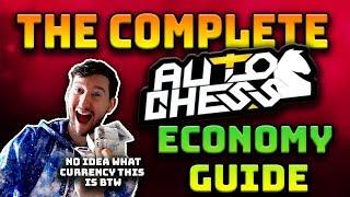 THE COMPLETE AUTO CHESS MOBILE ECONOMY GUIDE - Win + Loss streak advice   Excoundrel