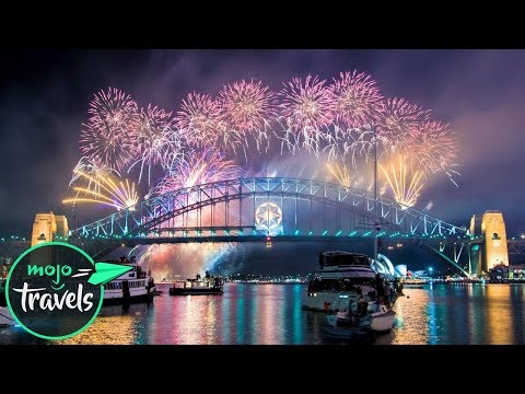 Top 10 Best Places in the World to Celebrate New Year's Eve