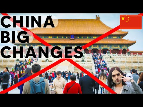 China Major Changes as Massive Companies Going Under! New Level of Dominance