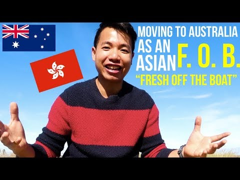 Moving to Australia as an Asian FOB | FITTING IN & CULTURAL IDENTITY