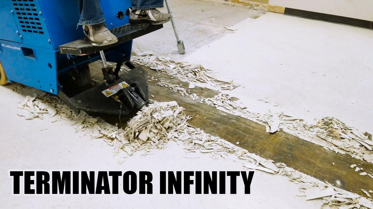 Ride On Floor Ser Infinity