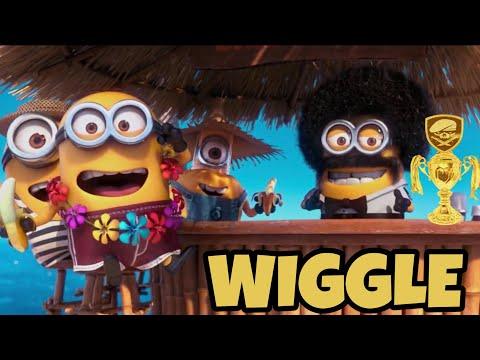 Minions wiggle