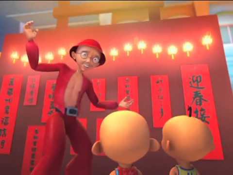 Upin dan Ipin   S07E01   Gong Xi Fa Cai