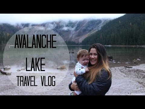 Montana Glacier National Park Travel Vlog 2016