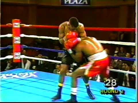 Bernard Hopkins Vs Randy Smith