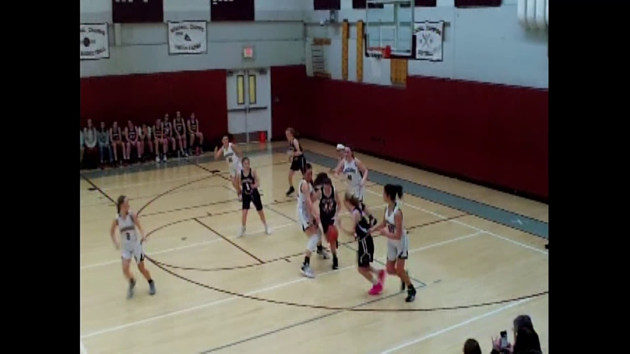 NCCS - AuSable Valley JV Girls 1-6-20