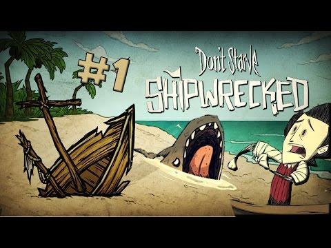 [EP.1] don&39;t starve shipwrecked | เอาตัวรอดวันเรือล่ม zbing z.