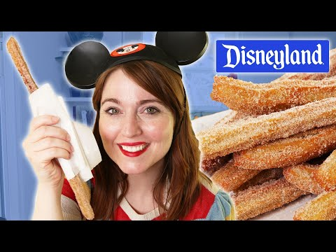 I Tried To Make The Disney Churro • Tasty