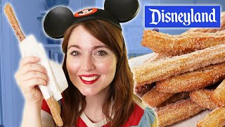 I Tried To Make The Disney Churro Tasty